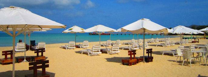 Arenas Beach Hotel Corn Island Nicaragua