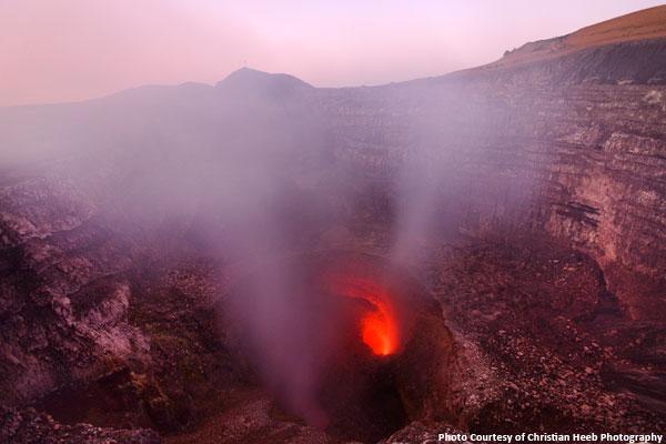 Masaya Volcano By Night Estrada Hotel Amp Bistro